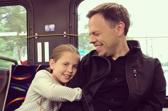 Brian's resolution is to share the value of transit to my kids.