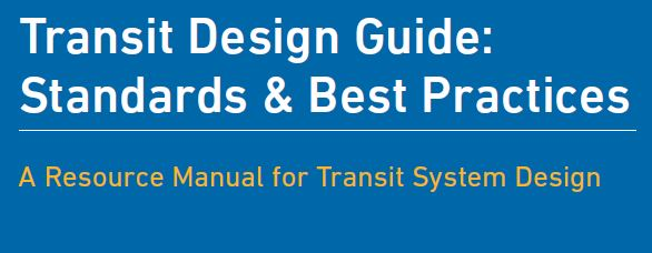 Transit Design Guide